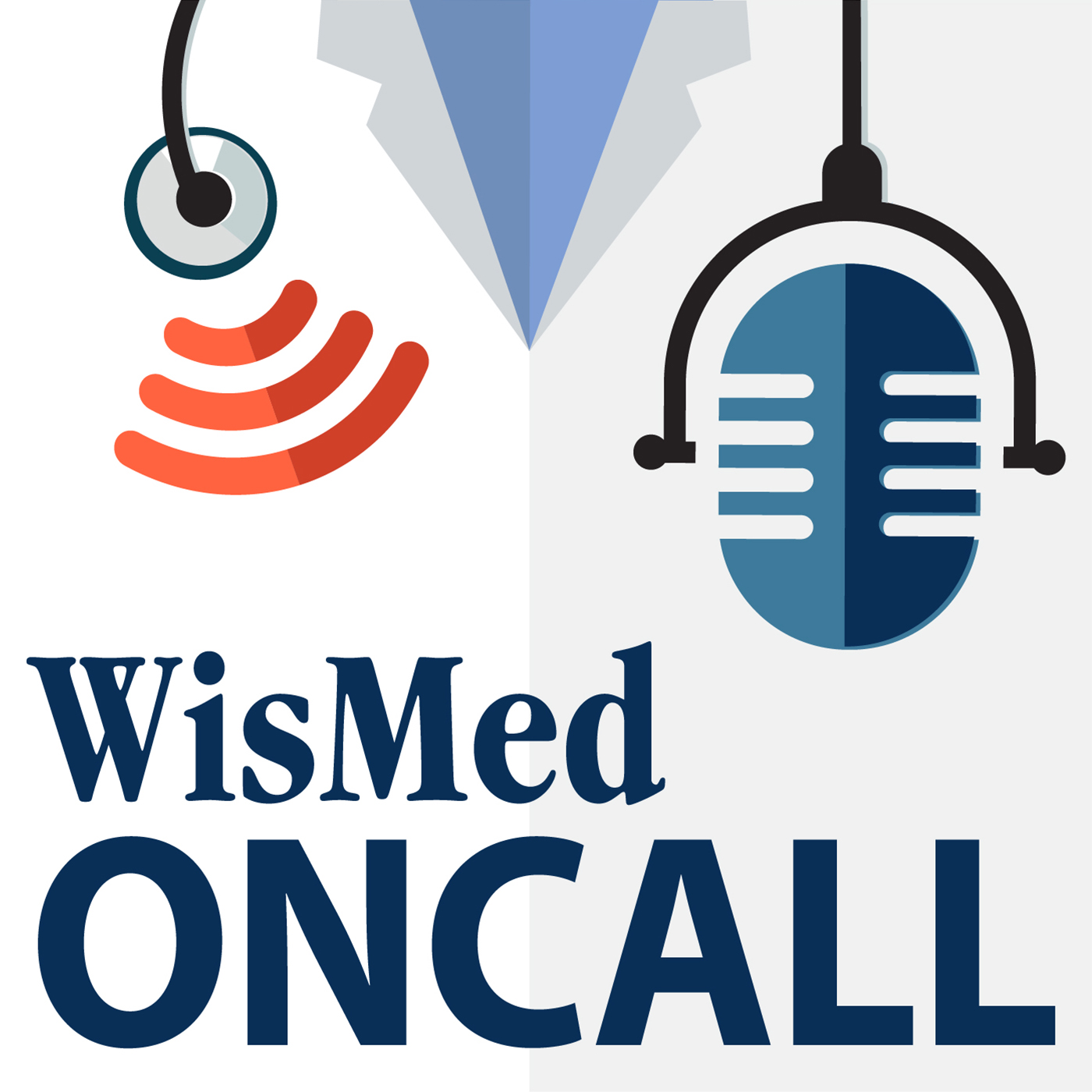 WisMed OnCall podcast logo